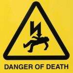 Claim for electric shock