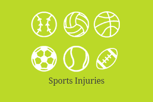 Compensation claims for a sports injury