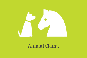 compensation for animal injury claims