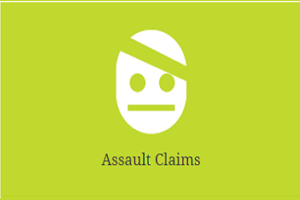 Compensation claims for assault