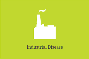Industrial disease compensation claims