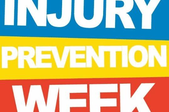APIL injury prevention week.