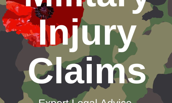 Injury as a Result of Failure of Military PPE
